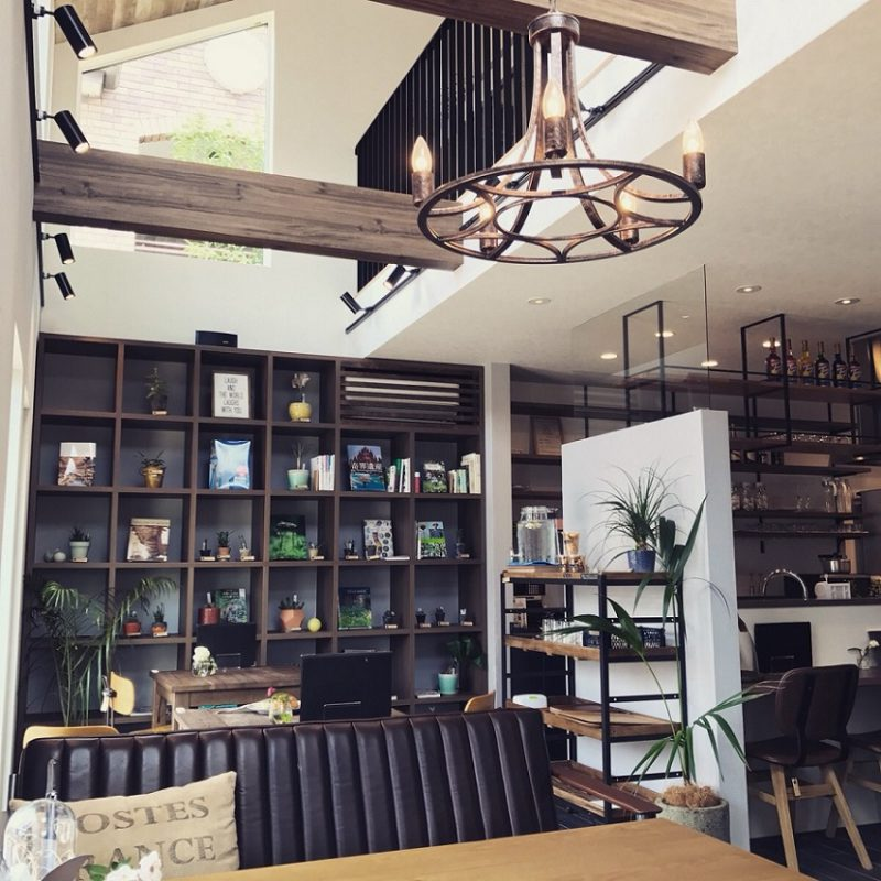 Home&Cafe XOXO カフェ予約フォーム